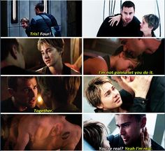 FOURTRIS from the new INSURGENT trailer