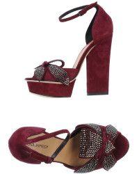 DSquared2 Purple Sandals - Lyst