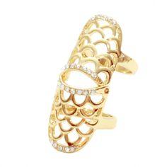 Anel Articulado Patrícia Dourado — Nineteen Acessórios