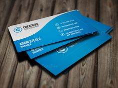 Creative Business Card by Made by Arslan on @creativemarket