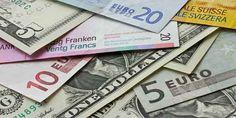 أسعار العملات الأجنبية والعربية اليوم الاثنين 23-1-2017 وأرتفاع سعر اليورو في البنوك المصرية
