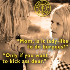I absolutely LOVE burpees! Not even kidding! My Fitness Plan, Love Fitness, Health Fitness, Fitness Humor, Gym Humour, Workout Humor, Burpee Challenge, Gym Quote, Fitness Inspiration