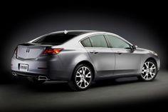 Acura TL Silver Color