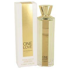 One Love by Scherrer Eau De Parfum Spray 1.7 oz