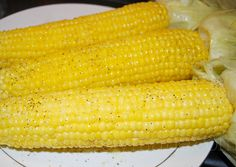 Having some corn on the cob tonight, I think I'm going to try this oven roasted recipe!