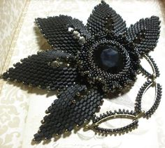 No Easy Beads: Touch of Russian Elegance
