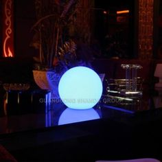 led pool lights/20cm led ball light DT006
