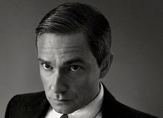 Martin! Hello, you smolderingly hot specimen!