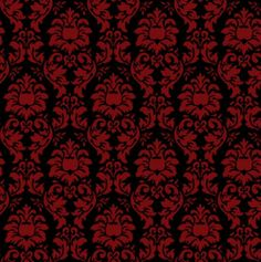 Damask Wallpaper Seamless Background Red Background Or Wallpaper Image Gothic Wallpaper, Accent Wallpaper, Orange Wallpaper, Damask Wallpaper, Home Wallpaper, Pattern Wallpaper, Classic Wallpaper, Wallpaper Designs, Wallpaper Ideas
