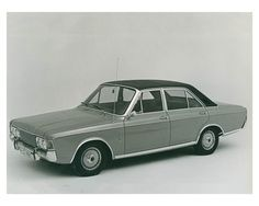 Ford 26M - 1969