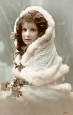 Winter Girl !