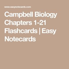 chapters 1 5 notes ap biology Ap biology notes: chapter 2- the chemical context of life 1overview  the bombardier beetle fights the ants that plague it by using chemistry  the natural systems and environment that.