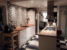 Fantastische Küche im Ferienhaus 2043 in Jämtland
