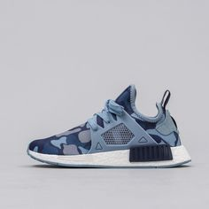 Cheap Adidas NMD XR1 GLitch Camo Oreo PK 360 review with Laces fr