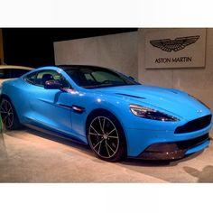 Pure Luxury - Aston Martin Vanquish