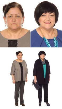 This Stylist Is So Good It's Hard To Believe These Are The Same Women. - http://www.lifebuzz.com/queen/