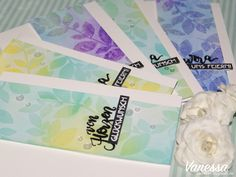 Emboss Resist- Create A Smile Stamps - cardmaking tutorial Card Making Tutorials, Cardmaking, Blog, Create, Emboss, Smile, Social Networks, Stamps, Smiling Faces