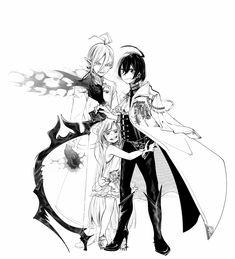 All Anime, Anime Guys, Anime Art, Yumeiro Patissiere, Chibi, Otaku Problems, Demon King, Reborn Katekyo Hitman, Persona 5