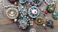 djoewlz by Jet's maakhuis: Statement boho mosaic jewelry
