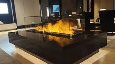 Urban Shop, Commerce, Electric Fireplace, Restaurant Bar, Hospitality, Coffee Shop, Fireplaces, Restaurants, Water