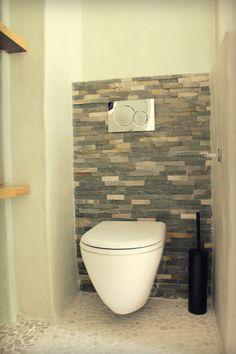 Sahara steenstrips beige goud steenstrips pinterest - Deco toilet grijs ...