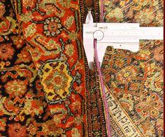 antique senneh seven colors 2