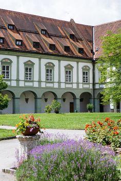 Benediktbeuern Monastery - Bavaria, GermanyA European Escapemartinlux.tumblr.comInstagram