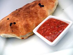 Calzones (with the perfect pizza dough recipe)