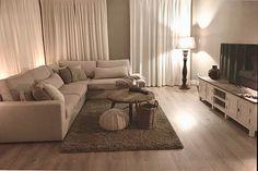 Alcove Ideas Living Room, Living Room Interior, Home Living Room, Living Room Designs, Living Room Decor, Happy New Home, Elegant Living Room, Cozy Room, Dream Home Design