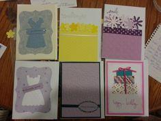 set of cards for Teacher's gift