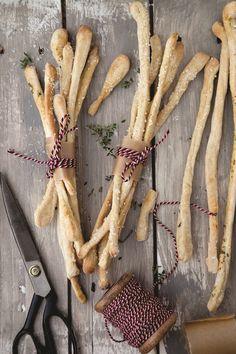 Grissini - Bread Sticks - Follow @catherinefulvio on Twitter (@cfulvio) for more photos from her trip to Italy!  #BakeLikeanItalian Anna Dress, Cinnamon Sticks, Cooking Recipes, Italy, Bread, Baking, Twitter, Photos, Bread Making