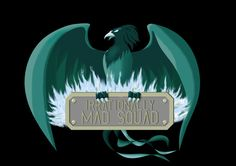 Irrationally Mad Squad - LOGO! by z-innej-strony
