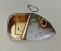 "Saatchi Online Artist: Art Grafts; C-Type, 2011, Photography ""Fish Can"""