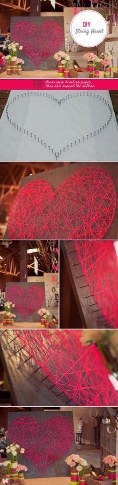 DIY Handmade & Craft Ideas 2014 maybe a cross for vbs?
