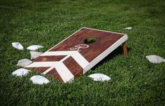 Wedding lawn games- personalized