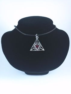 The Triforce of Power by TheRiceHatSamurai on Etsy, $90.00