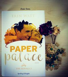 The Royals: Paper Palace – Erin Watt – Sperling & Kupf Royal Paper, Stevia, Palace, Books, Home, Starling, Libros, Book, Palaces