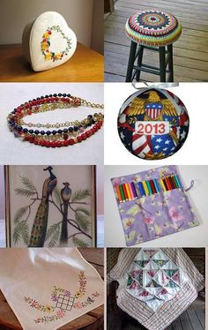 These Are A Few of My Favorite Things 2 -- by susansbeadhappy.etsy.com