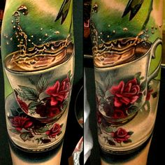 Tattoo done byNikko Hurtado.