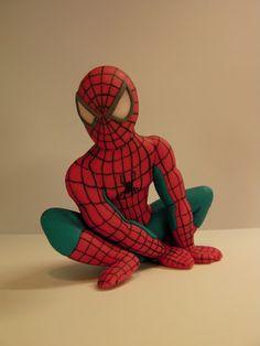 Figurice za torte (Fondant design Ana): SPIDERMAN - FONDANT FIGURE (Spajdermen figurica za tortu)