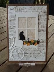 Image result for white brick wall on cards