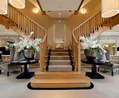 An award-winning luxury interior design firm based in London and Berkshire, offering bespoke interior design services to Private Clients, Hotels and Developers. Interior Design London, Interior Design Companies, Luxury Interior Design, Luxury Apartments, Luxury Homes, Rent In London, Flooring For Stairs, Apartment Guide, London Apartment