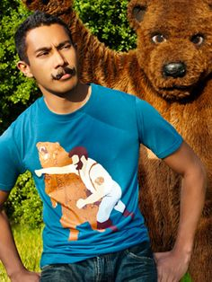 Haymaker T-Shirt, Tom Christmas $24