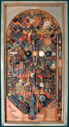 Harvee Riggs – Populated Playfield