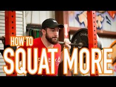 BUILD A BIGGER SQUAT - the hips - YouTube