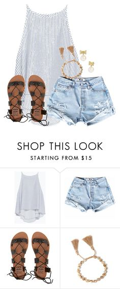 """go follow @ellapearlrose"" by ellababy13 ❤ liked on Polyvore featuring Zara, Billabong and Kate Spade"