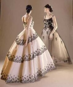 classic-1950s-new-look-evening-dresses