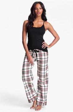 PJ Salvage 'Cherry Cherry' Camisole & Pants