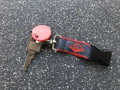 Unser Bauschlüssel mit Bluetooth Trecker von Chipolo.