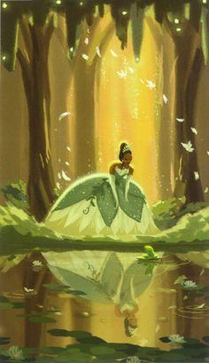 Princess Tiana - The Princess and the Frog